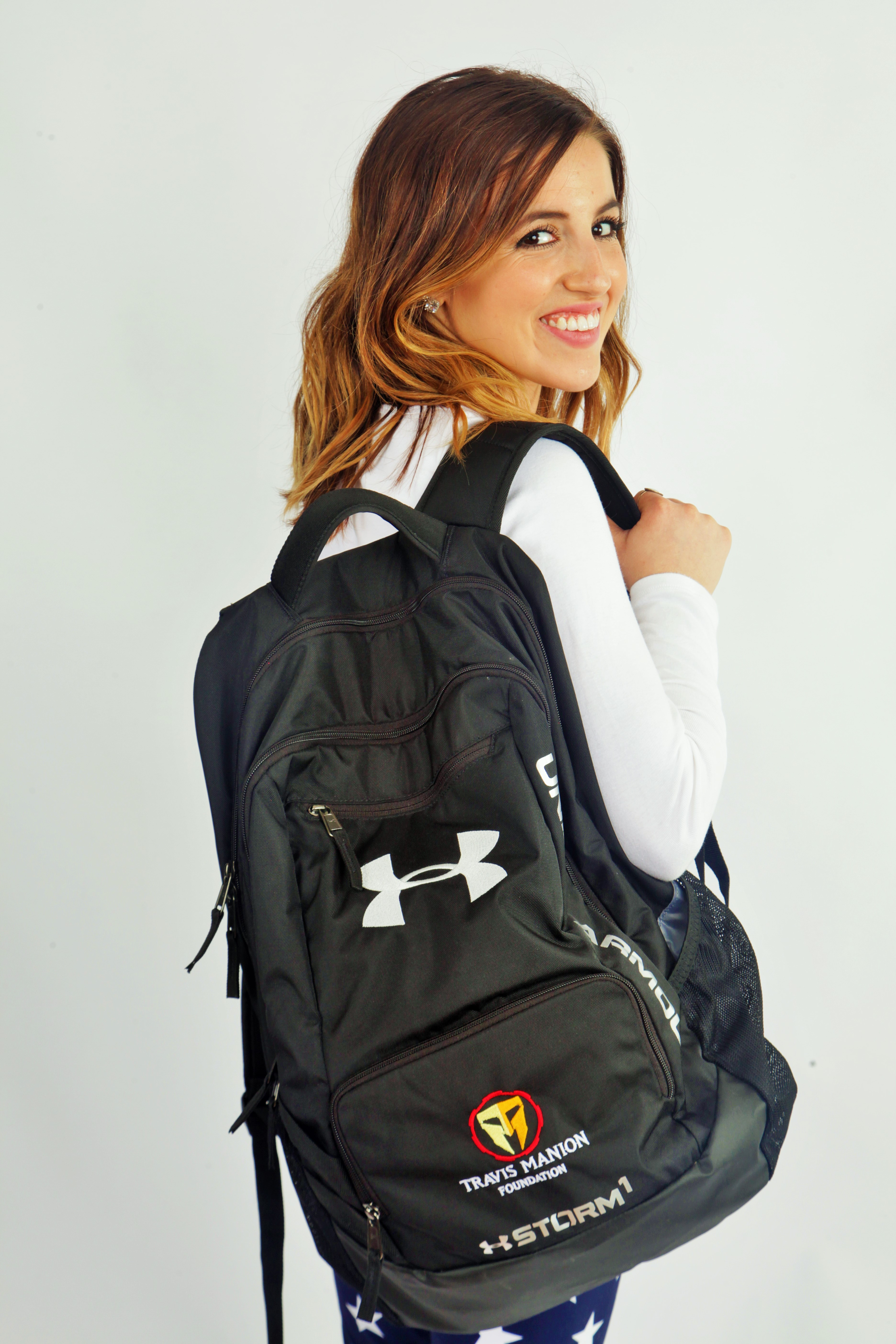 UA Hustle II Backpack