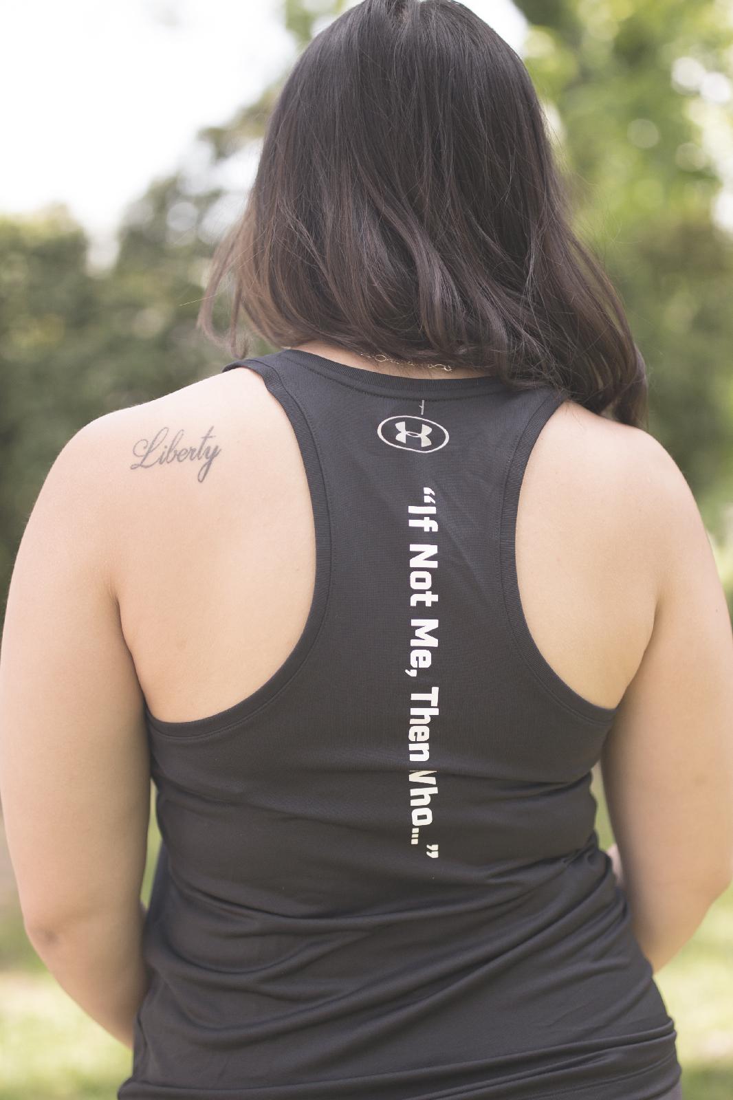 Ladies UA TMF Workout Tank