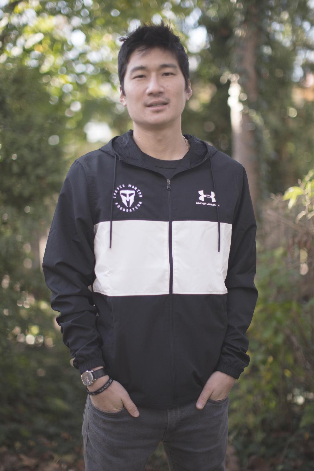 Travis Manion Foundation UA Wind Jacket