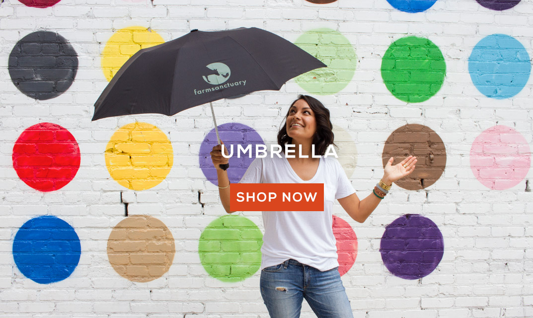 Shop Farm Sanctuary's Umbrella