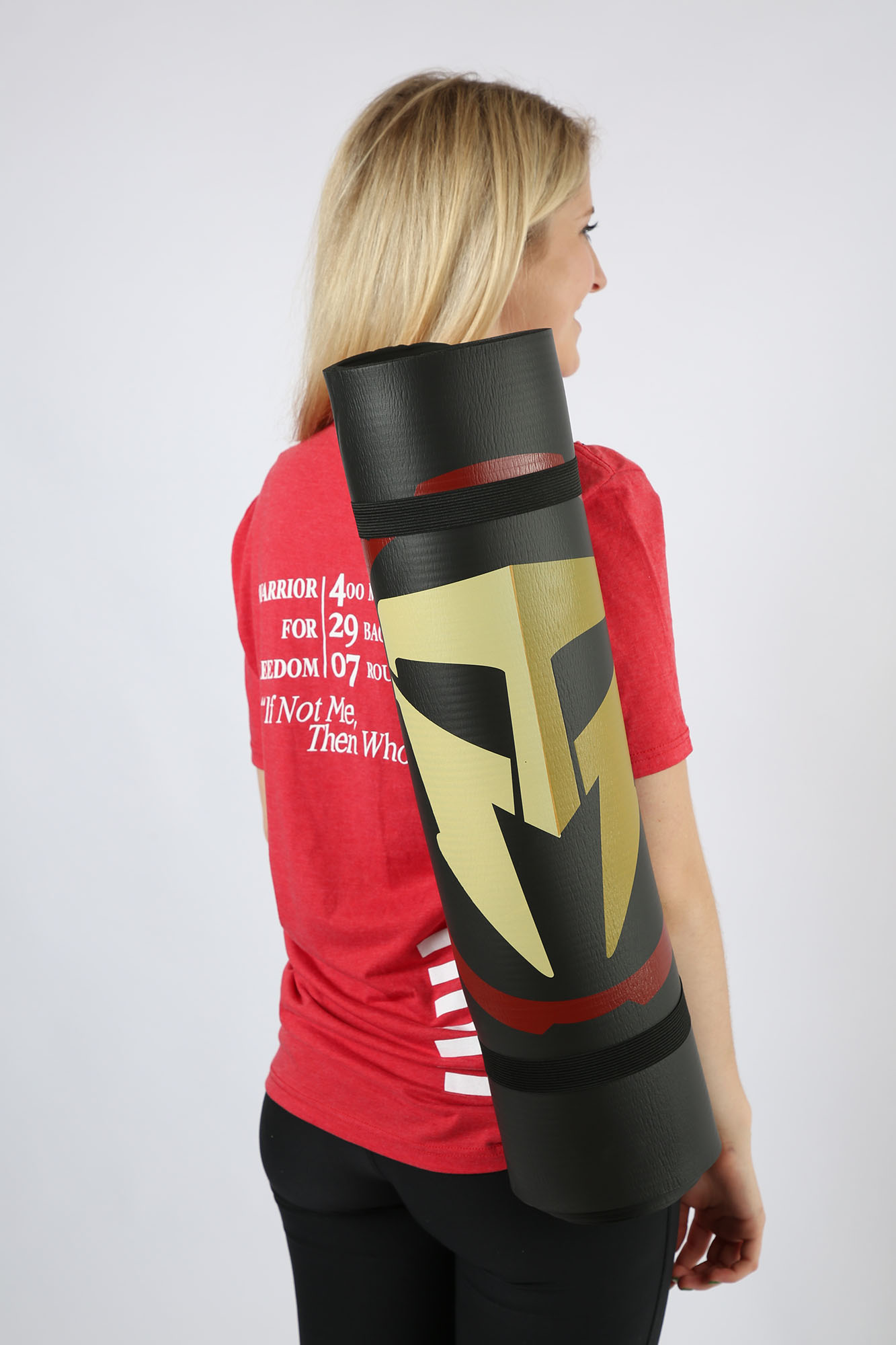 Travis Manion Foundation TMF Yoga Mat