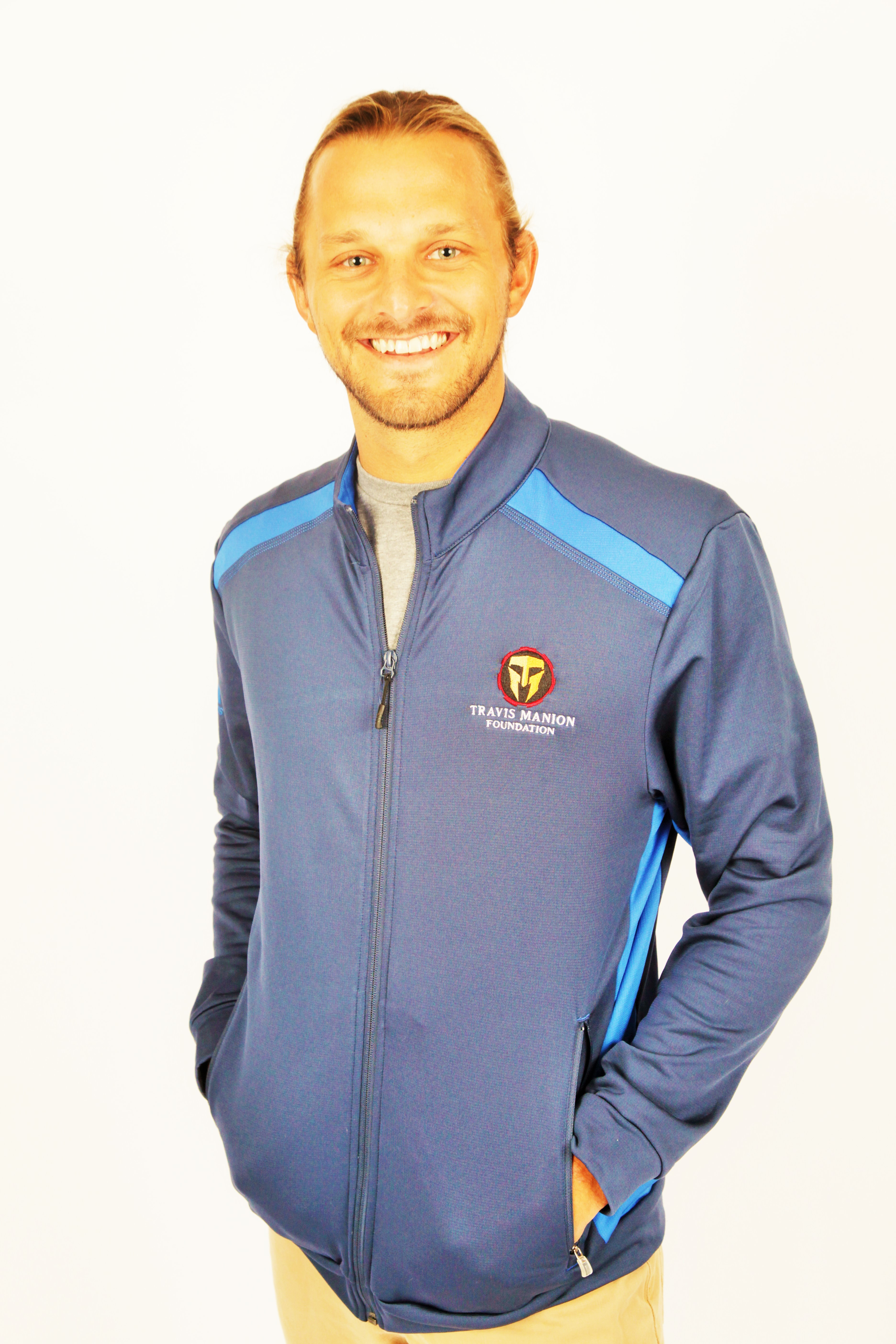 TMF Men's Adidas Full Zip Jacket