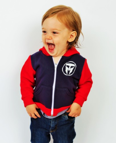 Unisex Infant TMF Logo Full Zip Hoodie