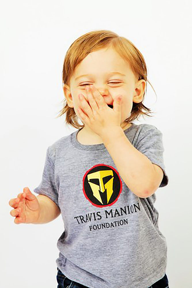 Unisex Infant TMF Logo Tee - Made in USA
