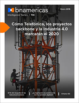 Cómo Telefónica, los proyectos backbone y la In...