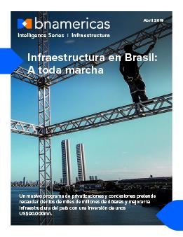 Infraestructura en Brasil: A toda marcha