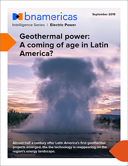 Geothermal power: A coming of age in Latin Amer...