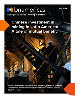 Chinese investment in mining in Latin America: ...