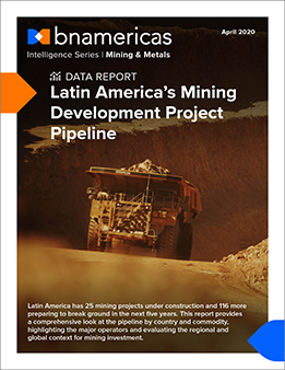 Data Report:Latin America's Mining Development ...