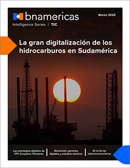 La gran digitalización de los hidrocarburos en ...