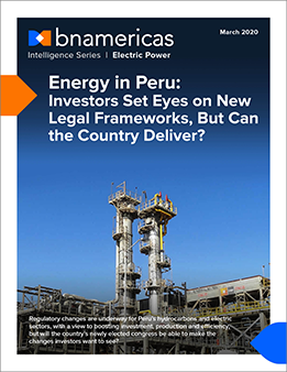 Energy in Peru: Investors Set Eyes on New Lega...
