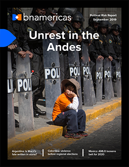 Political Risk Report: Unrest in the Andes