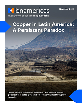 Copper in Latin America: A Persistent Paradox