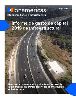 Infraestructura: tendencias del gasto de capita...