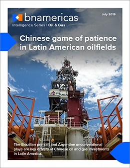 Chinese game of patience in Latin American oilf...