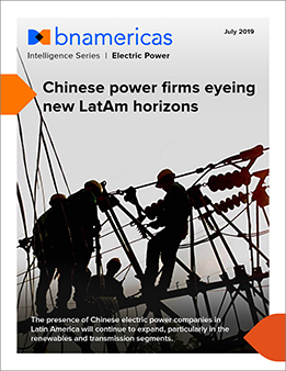 Chinese power firms eyeing new LatAm horizons