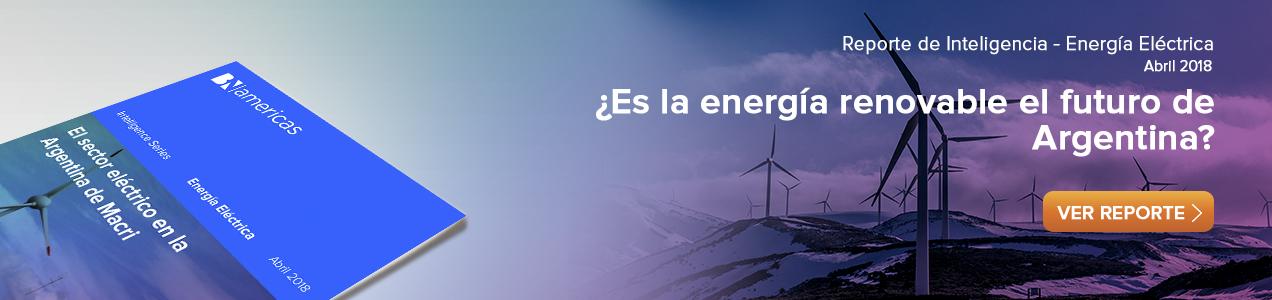 Energía Eléctrica abril