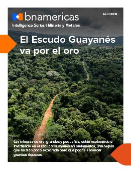 El Escudo Guayanés va por el oro