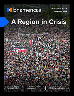 Political Risk: A Region in Crisis