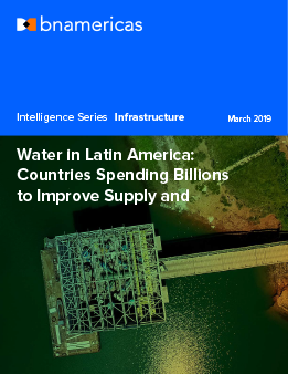 Water in Latin America: Countries Spending Bill...