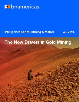 The New Drivers in Gold Mining
