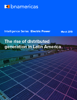 The rise of distributed generation in Latin Ame...