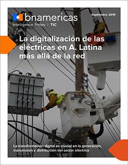 La digitalización de las eléctricas más allá de...