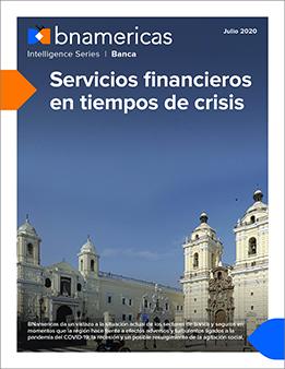 Servicios financieros en tiempos de crisis