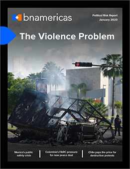 Political Risk Report: The Violence Problem