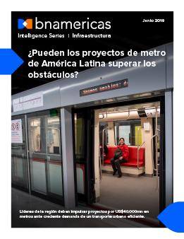 ¿Pueden los proyectos de metro de América Latin...