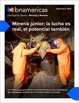 Minería júnior: la lucha es real, el potencial ...