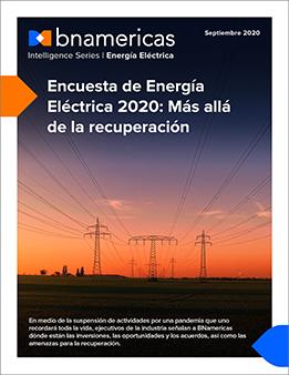 Encuesta Energía Eléctrica 2020: Más allá de la...