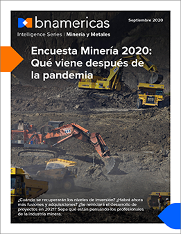 Encuesta Minería 2020: Qué viene después de la ...