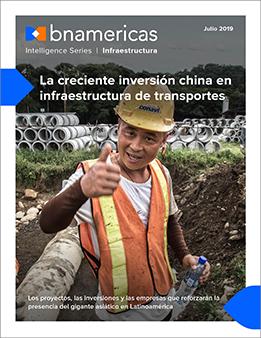 La creciente inversión china en infraestructura...