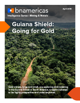 Guiana Shield: Going for Gold