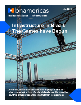 Infrastructure in Brazil: The Games have Begun