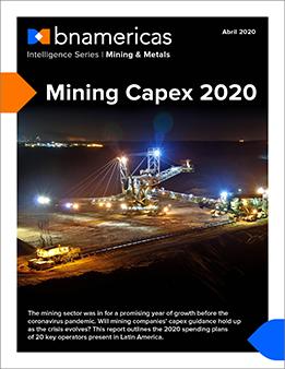 Mining Capex 2020