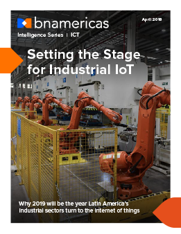Setting the Stage for Industrial IoT