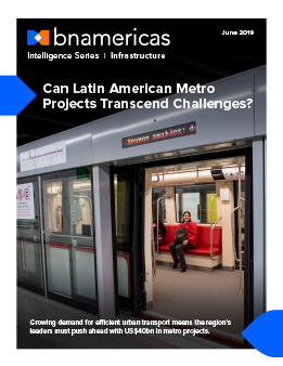 Can Latin American Metro Projects Transcend Cha...