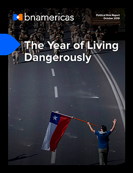 Political Risk: The Year of Living Dangerously