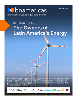Data Report: The Owners of Latin America's Energy