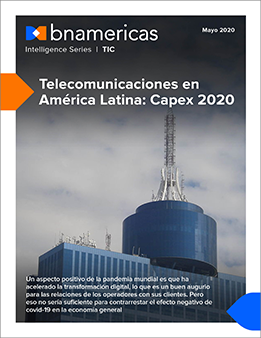 Telecomunicaciones en América Latina: Capex 2020