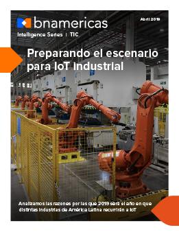 Preparando el escenario para IoT industrial