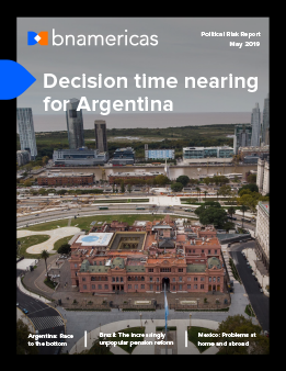 Political Risk Report: Crunch time for Argentina