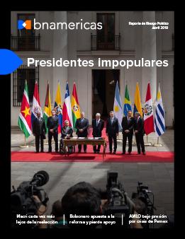 Presidentes impopulares