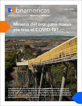 Minería del oro: ¿una nueva era tras el COVID-19?