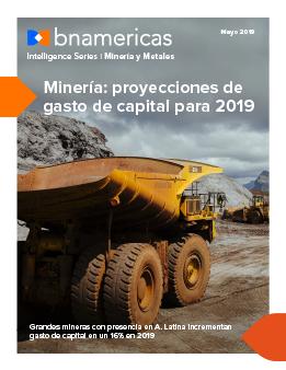 Minería: proyecciones de gasto de capital para ...