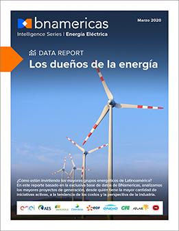 Reporte de Data: Los dueños de la energía