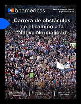 Reporte de Riesgo Político: Carrera de obstácul...