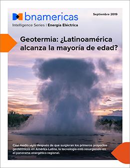 Geotermia: ¿Latinoamérica alcanza la mayoría de...